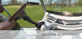 Evolution Golfcar Komperdell
